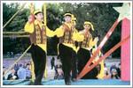 Праздник НКЦ в этнопарке, Шымкент